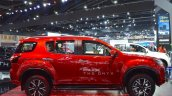 Isuzu Mu X The Onyx Profile At Bims 2019