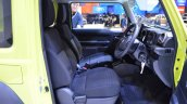 Suzuki Jimny Images Bims 2019 Interior Front Seats