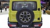 Suzuki Jimny Images Bims 2019 Rear 2
