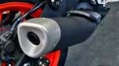 Yamaha Mt 03 Ice Fluo Bims 2019 Exhaust Rear