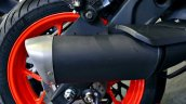 Yamaha Mt 03 Ice Fluo Bims 2019 Exhaust Side