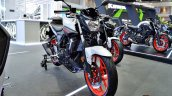 Yamaha Mt 03 Ice Fluo Bims 2019 Right Front Quarte