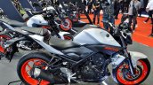 Yamaha Mt 03 Ice Fluo Bims 2019 Right Side