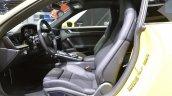 2019 Porsche 911 Front Seats At Bims 2019