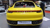 2019 Porsche 911 Rear At Bims 2019