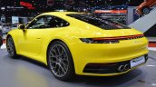 2019 Porsche 911 Rear Three Quarters At Bims 2019