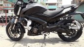 Bajaj Dominar 400 Matte Black Left Side