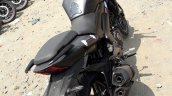 Bajaj Dominar 400 Matte Black Right Rear Quarter