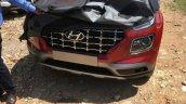 Hyundai Venue Front Fascia Leaked Image