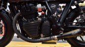 Royal Enfield Continental Gt Vayu Engine Left Side
