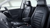 Vw Ameo Black White Edition Interior