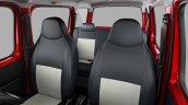 2019 Maruti Eeco Seats