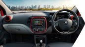 2019 Renault Captur Dashboard