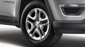 Jeep Compass Sport Plus Alloy Wheel