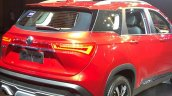 Mg Hector Rear Three Quarters Live Image