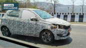 2020 Tata Tiago Facelift Images Front Three Quarte