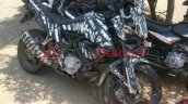 Ktm 390 Adventure Spied Again Right Front Quarter
