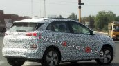 Hyundai Kona Electric Images Rear Three Quarters