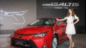 2019 Toyota Corolla Altis Taiwan Launch