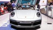 2019 Porsche 911 Carrera S Cabriolet Front