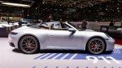 2019 Porsche 911 Carrera S Cabriolet Profile