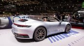 2019 Porsche 911 Carrera S Cabriolet Rear Thrree Q