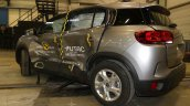 Citroen C5 Aircross Euro Ncap Side Crash Test
