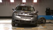 Citroen C5 Aircross Euro Ncap Side Crash Test Fron