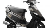 Scooty Pep Plus Frosted Black New