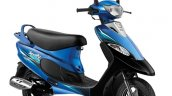 Scooty Pep Plus Nero Blue New
