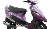Scooty Pep Plus Vivacatious Purple New