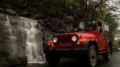 Mahindra Thar Front Three Quarters