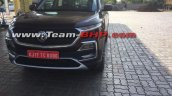 Mg Hector Front Image Purple Colour 1