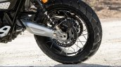 Triumph Scrambler 1200 Xc Rear Brake