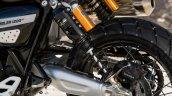 Triumph Scrambler 1200 Xc Rear Suspension
