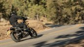 Triumph Scrambler 1200 Xc Riding Right Rear Quarte