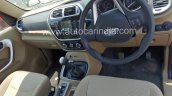 2019 Mahindra Tuv300 Facelift Interior Spy Shot