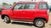 2019 Mahindra Tuv300 Facelift Left Side Spy Shot