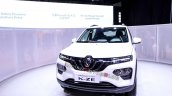 Renault City K Ze Front At Auto Shanghai 2019