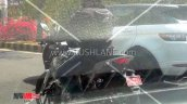 Revolt Motorcycle Spied Left Rear Quarter