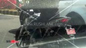 Revolt Motorcycle Spied Left Rear Quarter Close Up