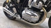 Royal Enfield Continental Gt 650 Modified Exhaust