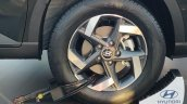 Hyundai Venue Images Front Alloy Wheel Disc Brake