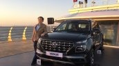 Hyundai Venue India Unveiling Event