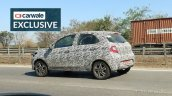 2020 Tata Tiago Facelift Rear Three Quarters Spy S