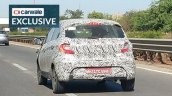 2020 Tata Tiago Facelift Spy Photo