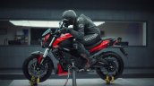 Bajaj Dominar 400 Tvc Red Colour