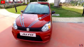 2019 Maruti Alto 800 Front Three Quarters