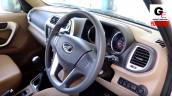 2019 Mahindra Tuv300 Facelift Interior Dashboard