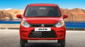 2019 Maruti Alto Facelift Front